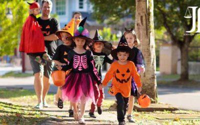 12 Ways to Have an Injury Free Halloween